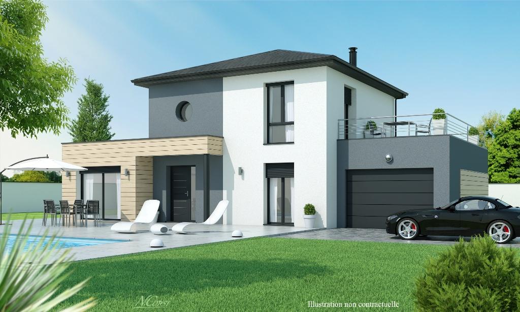 construire maison lyon slci groupe constructeur maison rh ne. Black Bedroom Furniture Sets. Home Design Ideas