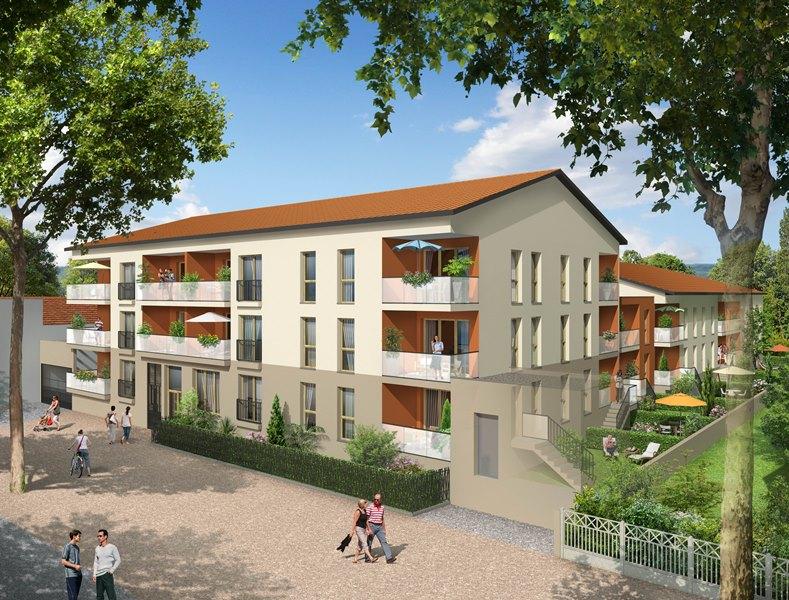 Location Appartement Neuville Sur Saone