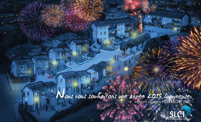2015. carte de voeux