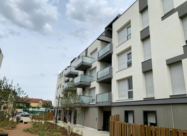 Deux nouvelles résidences accueillent 166 résidents 4