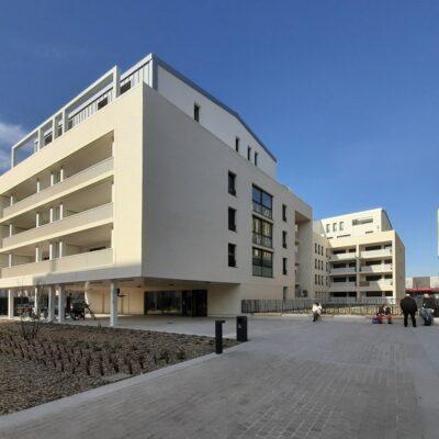 Inauguration de la résidence Esprit Gerland